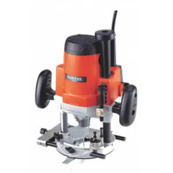 "Maktec by Makita MT360 1/2"" 1,650W Plunge Router (Orange) Price Philippines"