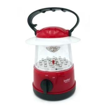 Leetec LT-126 Rechargeable Handy Lantern Emergency Light (Red) with 1 Year Warranty(Red) Price Philippines