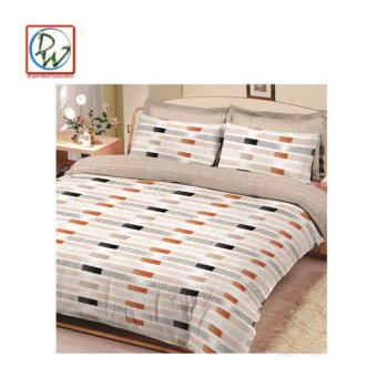 Harga Bedsheet High Rise Full Size Fitted Set -Lifestyle by Canadian