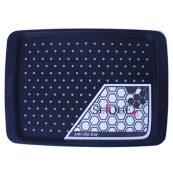 Slique SLQ-FY30009-BK Anti Slip Tray (Black) Price Philippines