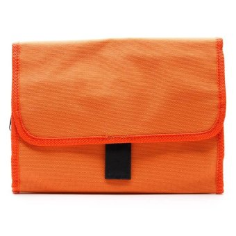 Le Organize Cosmetic Organizer (Orange) Price Philippines
