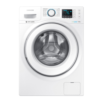 Harga Samsung 6 Kg Front Load Washing Machine WW60H5200EW White