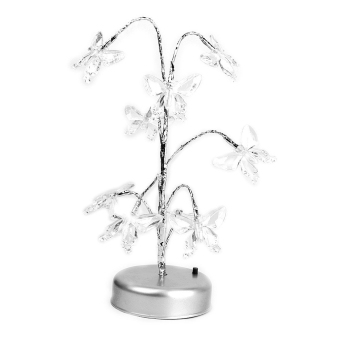 Colorful Butterfly Bonsai Tree LED Light Ornament Night Lamp Price Philippines