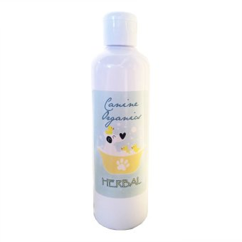 Harga Canine Organics Herbal Dog Shampoo