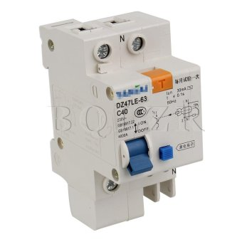 Earth Leakage Protection Circuit Breaker White Price Philippines