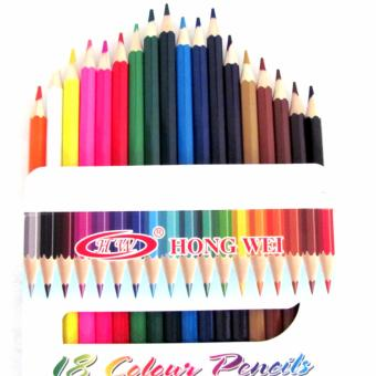 Color Pencils 18 Colors Smooth leads Colours Brilliantly Price Philippines