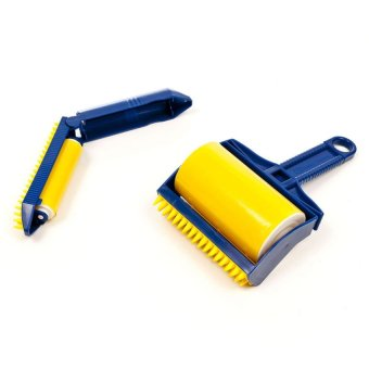 Harga Sticky Buddy Sticky Cleaning Roller (Yellow /Blue)