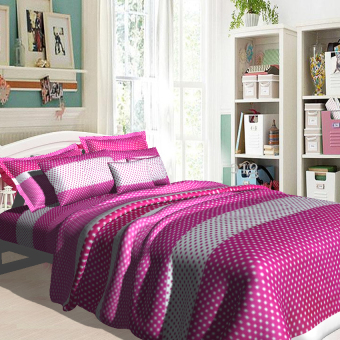 "Sleep Essentials Bliss Bedroom Collection 2017 Ellipses Bedding 3-piece Set (3"" to 6"" Bed Cushion) Price Philippines"