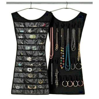 Harga QF Dress Jewelry Organize(BLACK)