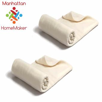 BUY 1 TAKE 1 Five Star Hotel Quality Fleece Blanket with Silk Cream Touch by Manhattan Homemaker Price Philippines
