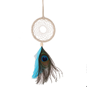 Harga Hanyu Home Decoration Pure Manual Dreamcatcher Car Home Decoration - intl
