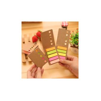 Harga Colorful Post It (2pcs Set)