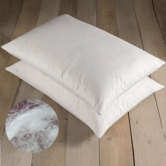 Sleep Essentials Nemuri Goose Feather Bed Pillow Set of 2 with Proper Packaging Price Philippines