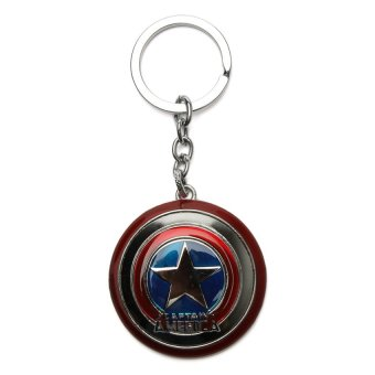 Below SRP Metal Keychain (Captain America) Price Philippines