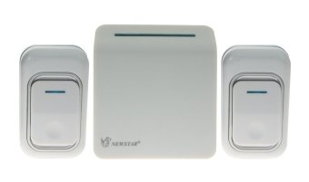 Harga Newstar NWB-S2708/W Wireless Digital Doorbell