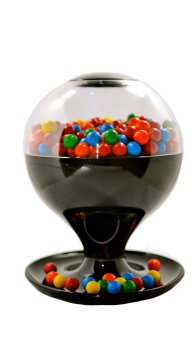 Harga Motion-Activated Candy Dispenser (Black)