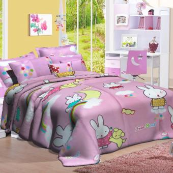 Sleep Essentials Fire Rooster Collection Full/Double Size 3 Piece Bedding Set Price Philippines