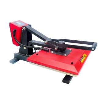 CUYI 15x15 inches Heat Press (Red) Price Philippines