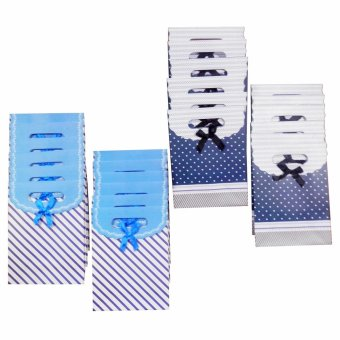 Harga Paper Gift Bag w/ Close Seal Small 12's D Set of 2 (Assorted)