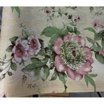 Floral Wallpaper (10 Meters) Price Philippines