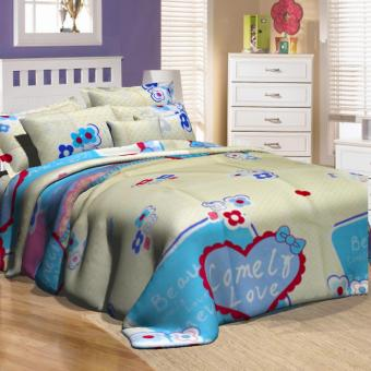 Sleep Essentials Fire Rooster Collection Single Size 3 Piece Bedding Set Price Philippines