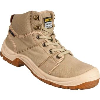 EU42 Safety Jogger Desert S1P High Cut Safety Shoes Work Boot Footwear Steel Toe Oil Resist anti-slip Price Philippines