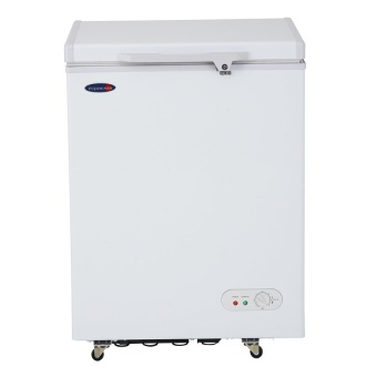 Harga Fujidenzo FC-04 ADF 4 cu.ft Solid Top Chest Freezers (White)