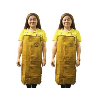 Meisons leather welding apron ANSI STANDARD (2pcs) Price Philippines
