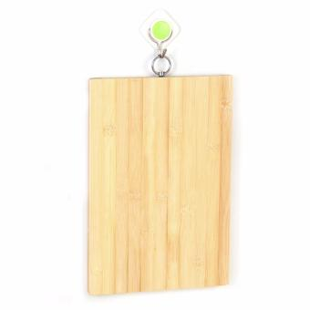 Harga SHOP AND THRIFT High Quality Bamboo Cutting Board (24x34)