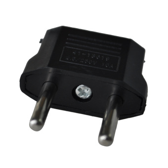 Black American to European Plug adapter Price Philippines
