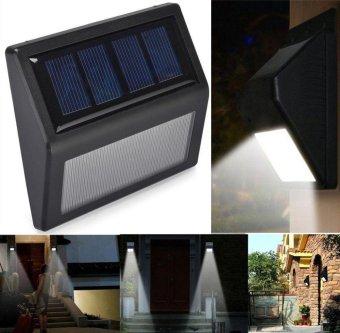 Harga Solar Lamp Garden light Solar Light Solar lamp yard light - intl