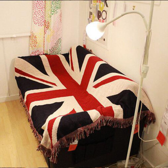 Printing National Flag UK Absorbent Sofa Blanket Warm Cobertor Throw Blanket Travel Supplies Sofa Cover TV Towel 130x180cm Price Philippines