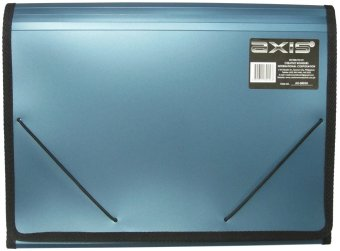 Harga Axis File Case (Blue)