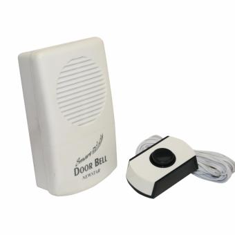 Harga Newstar Wired Battery Operated 12-Melody Door Bell DB-401