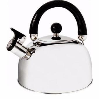 Harga Homex Micromatic MK-4.0L Whistling kettle (Stainless)