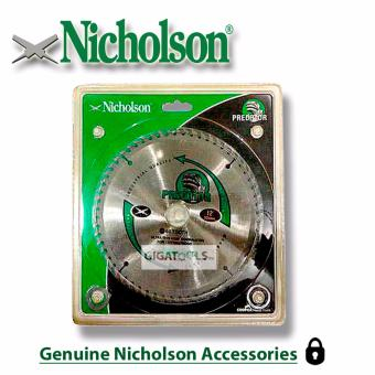 "Nicholson 12"" 60 teeth Circular Saw Blade 12x60T Price Philippines"