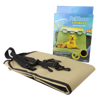 Pet Zoom Loungee Auto Pet Seat Cover (Tan) Price Philippines