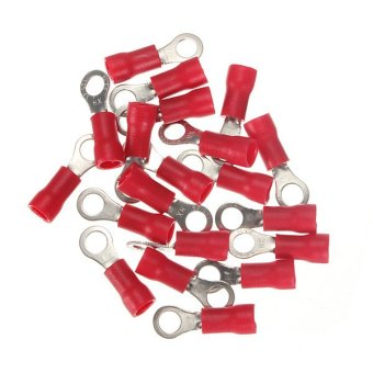 Spade Fork Bullet Ring Butt Insulated Crimp Terminals Connectors-Auto Wiring Price Philippines