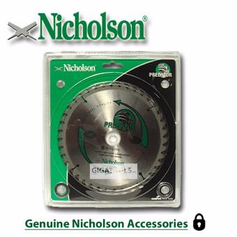 "Nicholson 10"" 40 teeth Circular Saw Blade 10x40T Price Philippines"