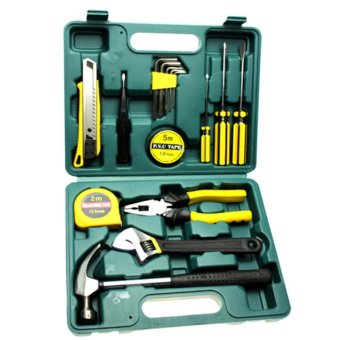 Harga 16Pcs Tool Kits Set Car Repair Kit Screwdriver