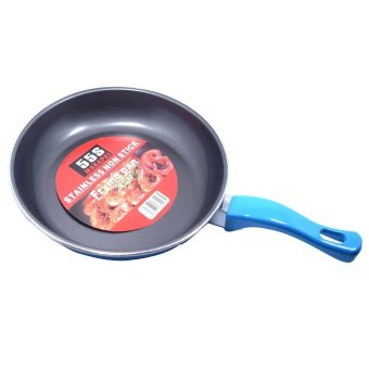 555 24cm Non-Stick Fry Pan (Blue) Price Philippines