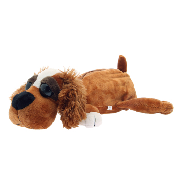 Harga Eozy New Fashion Children Kids Dog Animal Plush Doll Zipper Closure