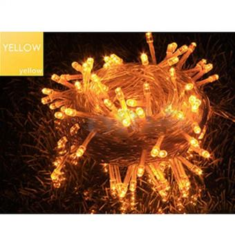 Harga Mabuhay Star 100 LED String Christmas Lights (Yellow)