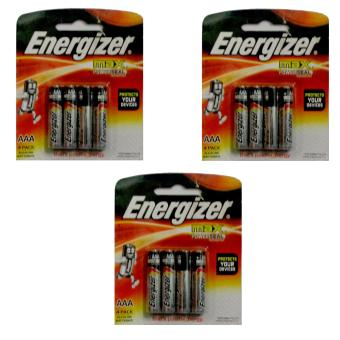 Energizer Battery AAA set of 3 Price Philippines