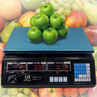 Harga Electronic Food Meat Produce Weight Digital Price Computing Scale 2g to 30kg