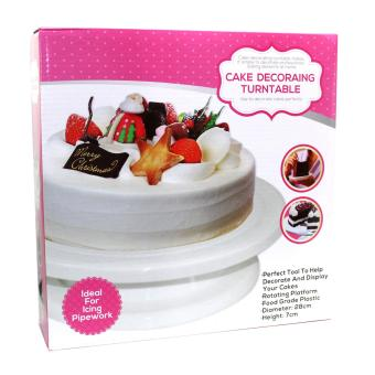 Harga Cake Decorating Turntable