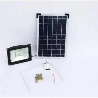 JD-1820 Solar Floodlights Private Street Lamp Without Electricity with High Quality Solar cells (10W) Price Philippines