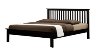 MyHomeLP Lovely Bedframe (Wenge) Price Philippines