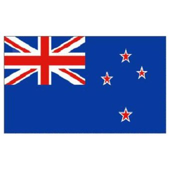 New Zealand National Flag 5ft x 3ft - Intl Price Philippines