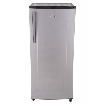 Fujidenzo RSD-68P SL 6.8 cu.ft. Single Door Direct Cool Refrigerator (Silver) Price Philippines